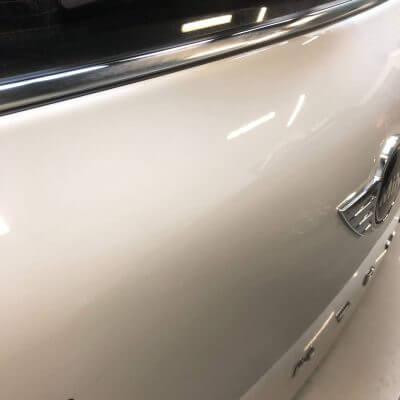 auto uitdeuken zonder spuiten