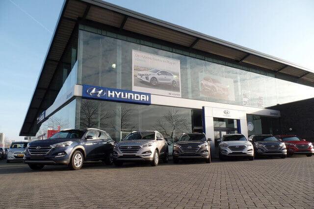 Autobedrijf Janssen Hyundai
